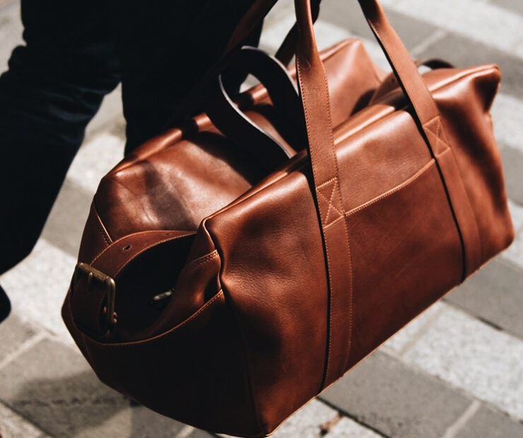 SBS Leather Bags